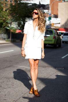 Gorgeous Street Style Looks  - Chantal Adair #NYFW