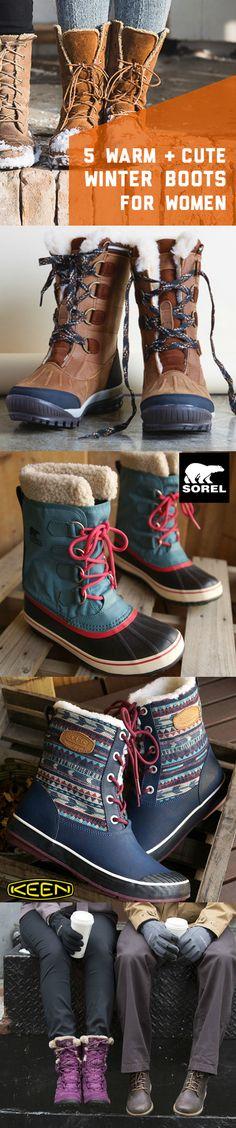 I want a pair of each! So cute.