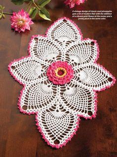 Crochet World № 3316 - understatement - understatement