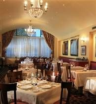 Marcel's, Robert Weidmaier's French restaurant in Washington, D.C. is has an elegant atmosphere and fabulous food.