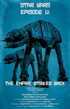 Star Wars V, The Empire Strikes Back