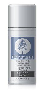 OZ Naturals - The BEST Eye Gel - Eye Cream For Dark Circles Puffiness and Wrinkles - This Eye Gel Treatment Addresses Every Eye Concern - 100% Natural Ingredients - Considered To Be The Most Potent & Effective Eye Gel - Eye Cream Available - ALLURE MAGAZINE'S Best In Beauty Eye Gel - 100% Satisfaction GUARANTEED! -   - http://www.beautyvariation.com/beauty/oz-naturals-the-best-eye-gel-eye-cream-for-dark-circles-puffiness-and-wrinkles-this-eye-gel-treatment-addresses-every