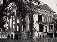 Clarence John Laughlin | Grandeur and Decay, No. 1 | The Met