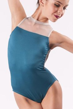 Monaco Leotard Classic Ballet Leotards A classic leotard with simple lines and…