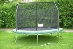12ft JumpPOD Classic Trampoline