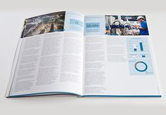 #editorial #design #graphicdesign #report #kocgroup