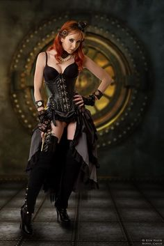Steampunk Girls http://steampunkopath.tumblr.com/ #coupon code nicesup123 gets 25% off at  www.Provestra.com www.Skinception.com and www.leadingedgehealth.com