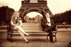 #Miami #Engagement #Photo #Session by #DominoArts #Photography (www.DominoArts.com)
