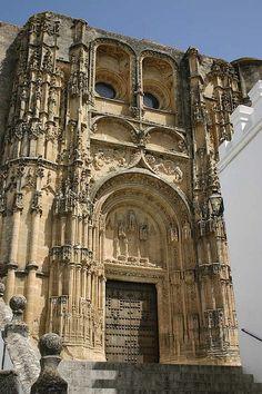 iglesia santa maría- Arcos de la Frontera Cádiz Spain