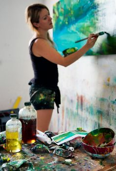 styleandfocus.com.au. Jacinda Bayne artist Perth, Artwork, Painting, Artists, Style, Swag, Work Of Art, Auguste Rodin Artwork, Painting Art