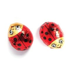 Lady Bugs Solid Milk