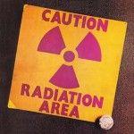 Area - Caution Radiation Area
