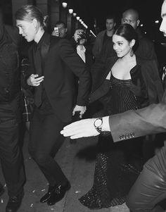 Vanessa Hudgens and Austin Butler - 'Gimme Shelter' Premiere in Paris, France (October 26, 2014)