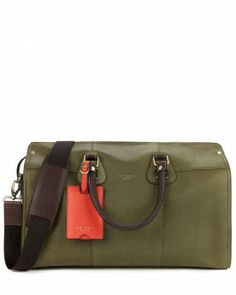 7d3125312 Discover men s designer bags at Ted Baker. With everything from satchel  bags to leather holdalls