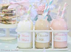 Mini milks  by Torie Jayne