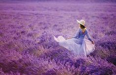 Lavender Garden, Lavender Fields, Lavender Flowers, Lovers Of Themselves, Lavender Ice Cream, In Ancient Times, Purple Dress, 21st Century, Provence