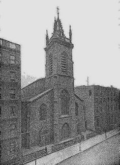 Daytonian in Manhattan: The Travesty of St. Ann's Church 120 East 12th Street