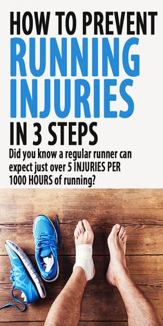 .How to prevent running injuries. It's important for novice runners to pay attention to the causes of injury if they want to stay fit and healthy, but even regular runners could place a greater emphasis on injury prevention. Just because you're free of injury now doesn't mean you'll always be. Following a few simple tips can help to reduce your risk of injury and keep you out training all year round…