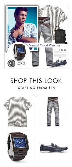 """""""JORD"""" by water-polo ❤ liked on Polyvore featuring Abercrombie & Fitch, GUESS, Kenneth Cole, Latico, watches, waterpolo, coolwatch, jord and woodwatches"""
