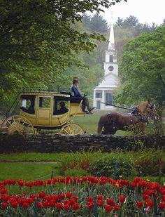 Sturbridge Village, Massachusetts