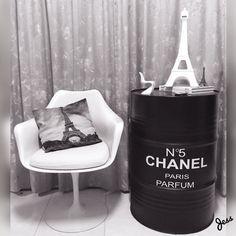 Meu tonel Chanel