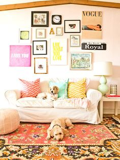 'Five Things' Friday - 5 Rooms That Make Me Happy