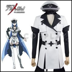 100.28$  Know more - Akame ga Kill Esdese Esdeath Cosplay Costume   #buymethat