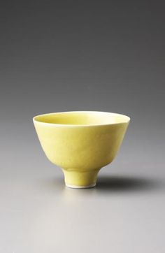PHILLIPS : NY050209, Lucie Rie, Deep bowl