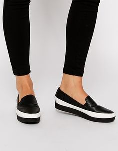 ASOS MOLLY ROSE Flatform Shoes #favorites2014 #2014musthave