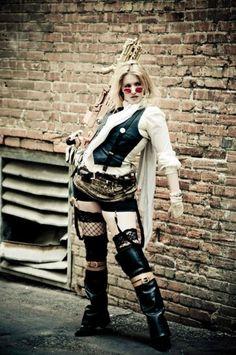 Crystaline : Steampunk Fashion Archives