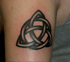 Celtic Sibling Knot | Brothersister Celtic Knot Tattoo - Tattoosdeal.com