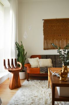 Jenny's MCC Meets Scandi Bohemian in Berlin — Small Cool 2016 | Apartment Therapy