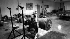 How do you fix the sticking point in the squat? You don't. Here's what you can do to make sure you're in the best possible position to complete the lift.