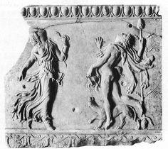 Hellenic Maenads dancing
