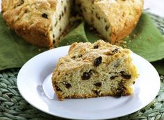 Soda Bread with Raisins & Caraway