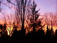 Sunset  Feb 18, 2015