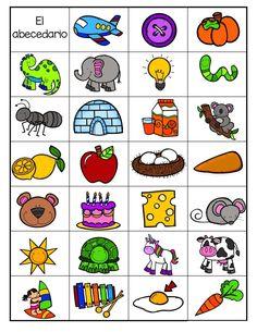 Cute Icons (Online Game) by Subcutaneo Creative Studio, via Behance Pre K Activities, Alphabet Activities, Preschool Spanish, Preschool Colors, Preschool Classroom, Cute Icons, Creative Studio, Teaching, Bingo