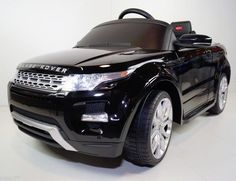 got it! LAND ROVER EVOQUE NEW LICENSED RIDE ON CAR REMOTE CONTROL POWER WHEELS BATTERY #RASTAR