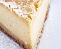 Cheesecake au fromage blanc 0%, vanille et caramel au beurre salé : Savoureuse et équilibrée | Fourchette & Bikini