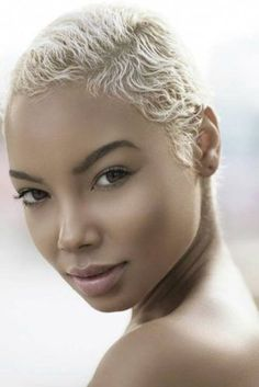 39 Everyday Short Hairstyles for Black Women Short Black Haircuts, Short Hair Cuts, Short Hair Styles, Natural Hair Styles, Plait Styles, Short Pixie, Pixie Hairstyles, Black Women Hairstyles, Pretty Hairstyles