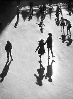 #ice skating