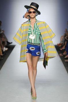 Sfilata Ethical Fashion Initiative AltaromaAltamoda #Fashiontakesaction