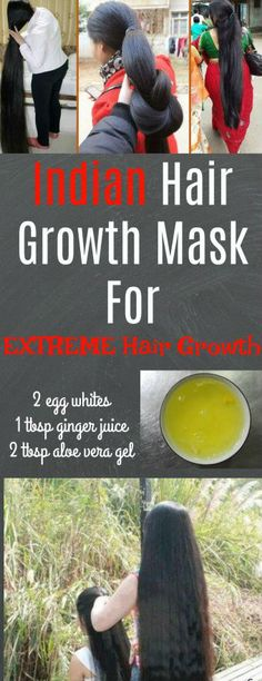 The all natural ingredients in this DIY egg mask for hair growth work together to strengthen dry, brittle strands, moisturize the scalp, and enrich the hair with proteins. This in turn encourages quick and healthy hair growth. Hair Mask For Growth, Hair Remedies For Growth, Hair Growth Tips, Hair Growth Products, Aloe Vera Gel For Hair Growth, Healthy Hair Remedies, Curly Hair Growth, Quick Hair Growth, Nail Growth