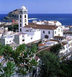 Beautiful village of  | Tenerife