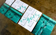 Ingolf's by Ariadna Vilalta, via Behance