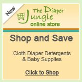 Cloth Diapering! This site has some great info and even a recipe for homemade laundry detergent!