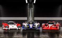 Toyota will bring together four of its works Le Mans race cars at a single event for the first time at the 2014 Goodwood Festival of Speed in June Toyota, Road Race Car, Race Cars, Sports Car Racing, Sport Cars, Motor Sport, Auto Racing, Automobile, Australian Grand Prix
