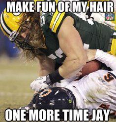 HAHA. OMG. YES. Credit: NFL memes on FB.
