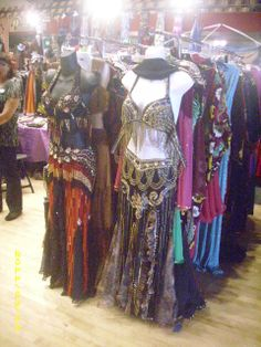 Rakkasah. Belly dancers paradise. Watch some of the most famous belly dancers, shop for costumes, take classes, have fun.
