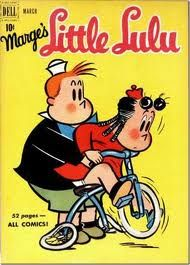 Oh, Little Lulu!  Where are you now when we need you?